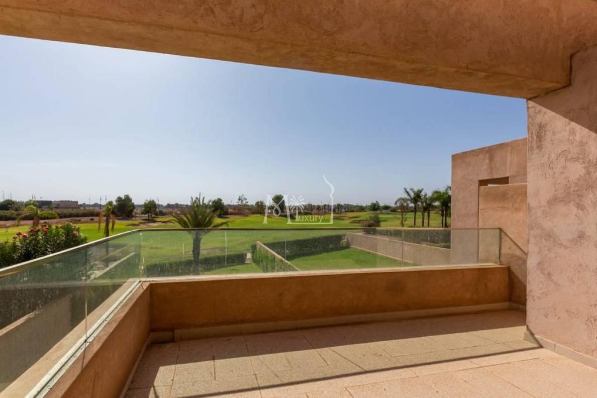 Belle villa sur Golf à l'Agdal
