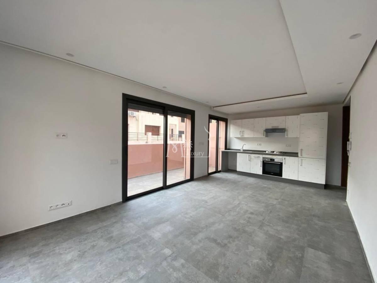 Appartement de standing à Guéliz