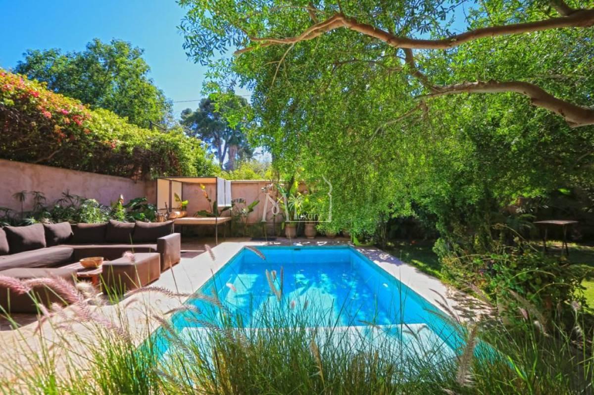 Sublime villa à vendre à Guéliz