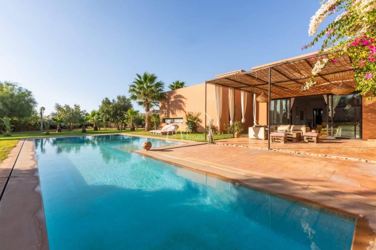 Sublime villa à louer Amelkis