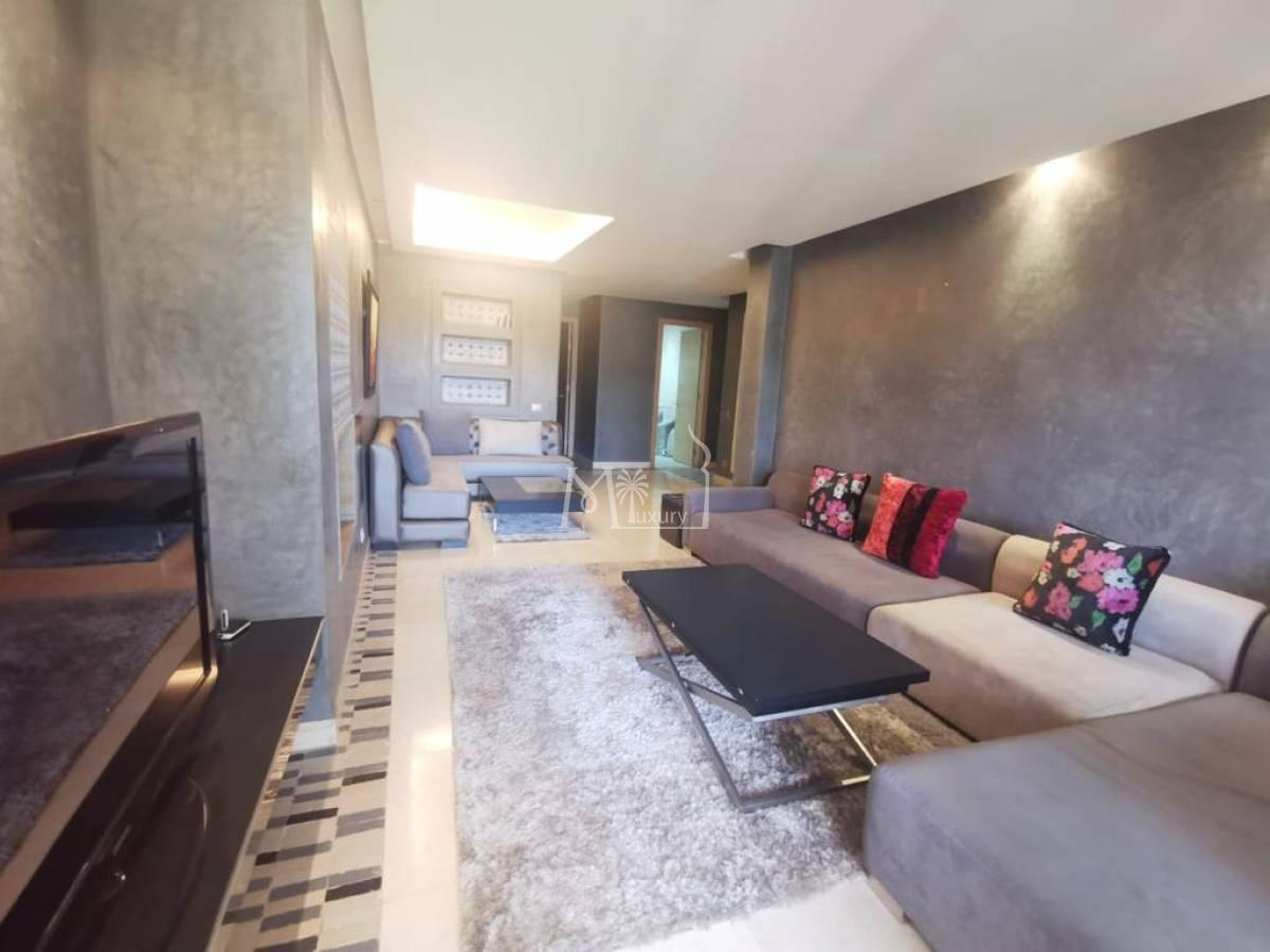 Superbe appartement 2 ch Agdal