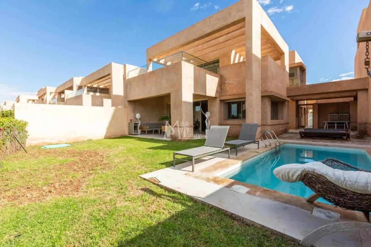 Superbe villa à louer Agdal