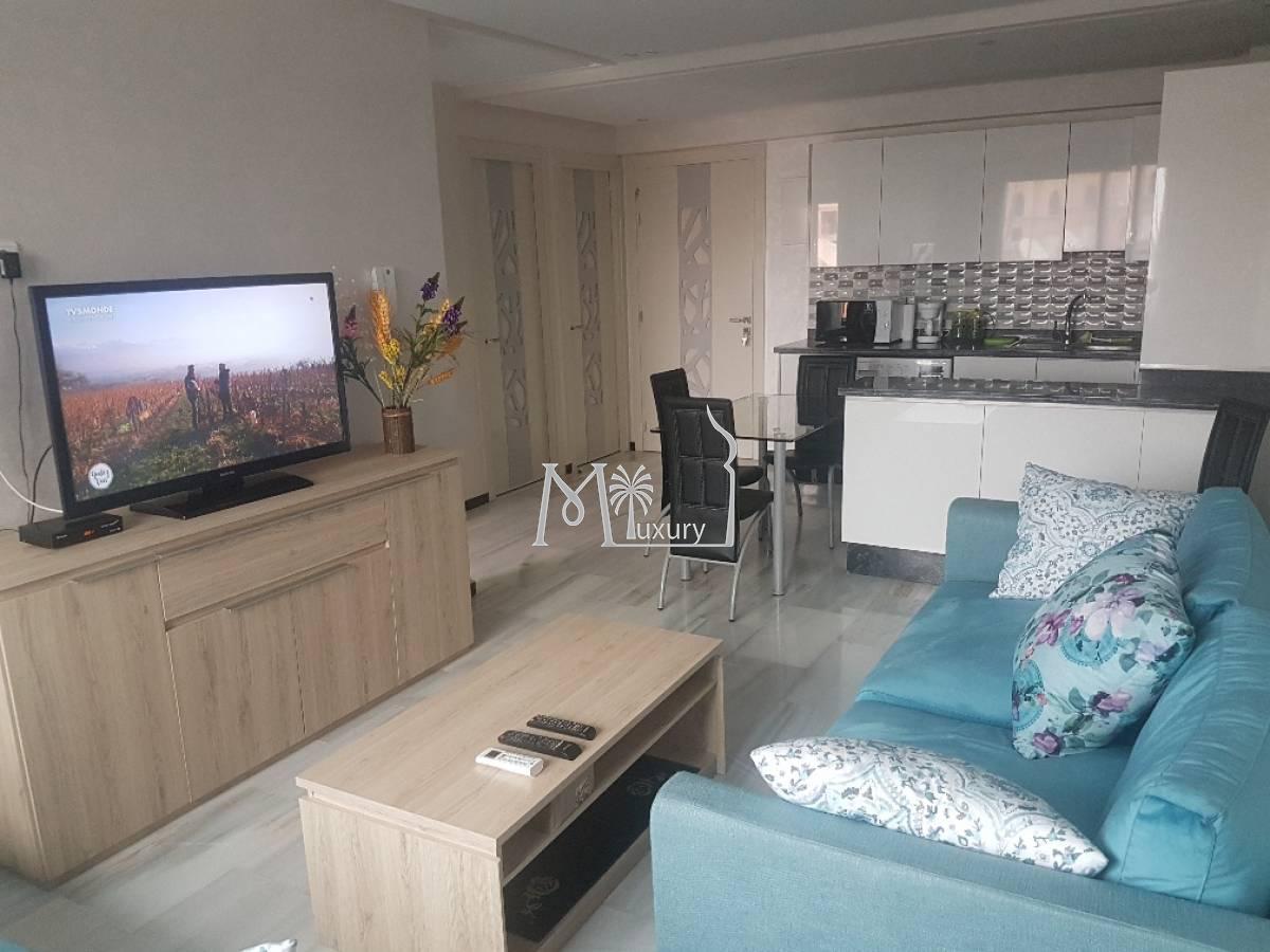 Sublime appartement à Guéliz