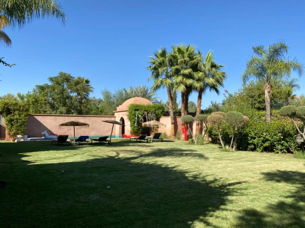 Jolie villa à louer route d'Ouarzazate