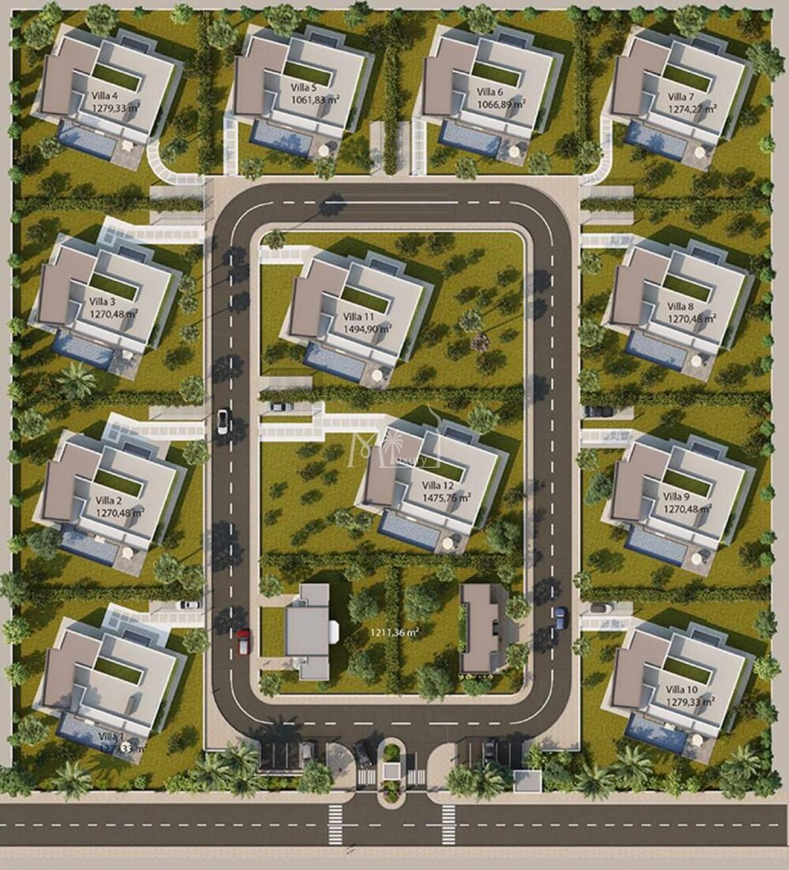 Projet neuf route d'Amizmiz