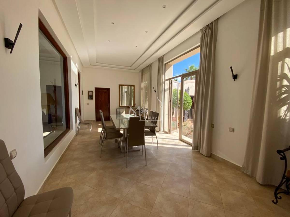 Charmante villa sur Golf Amelkis