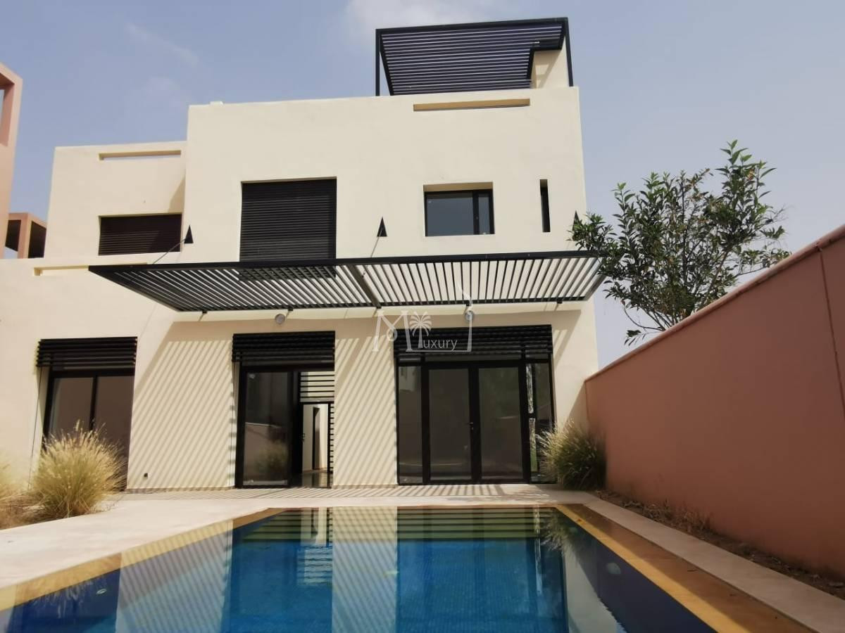 Belle villa à louer Amelkis