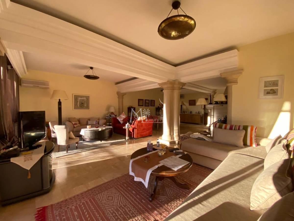 Sublime appartement au cœur de l'Hivernage