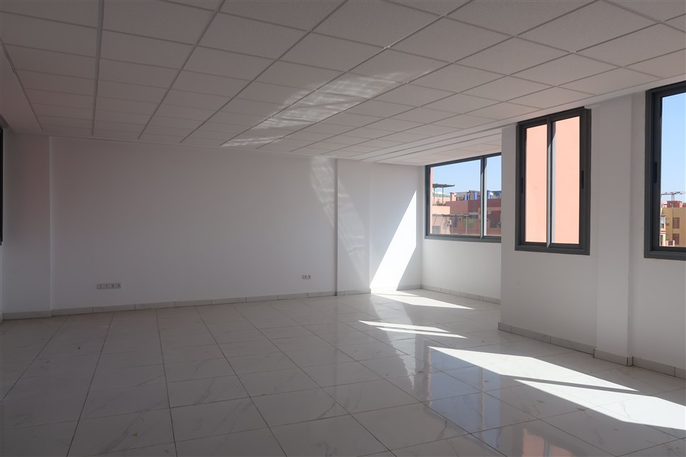 Location local commercial Guéliz