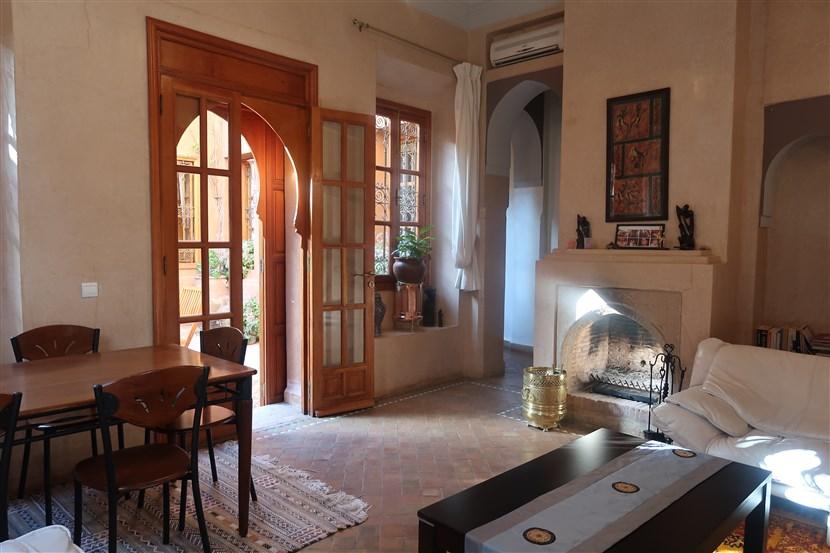 Jolie villa Agdal