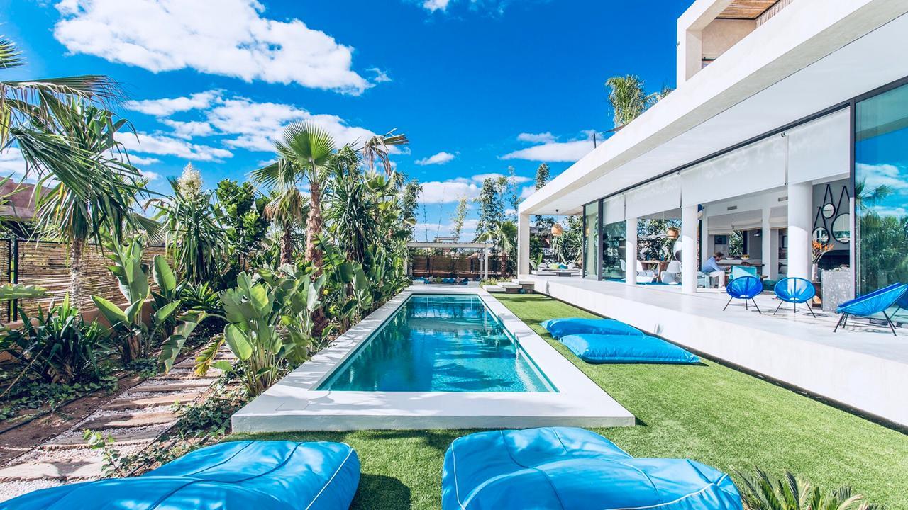 Magnifique villa moderne Amelkis