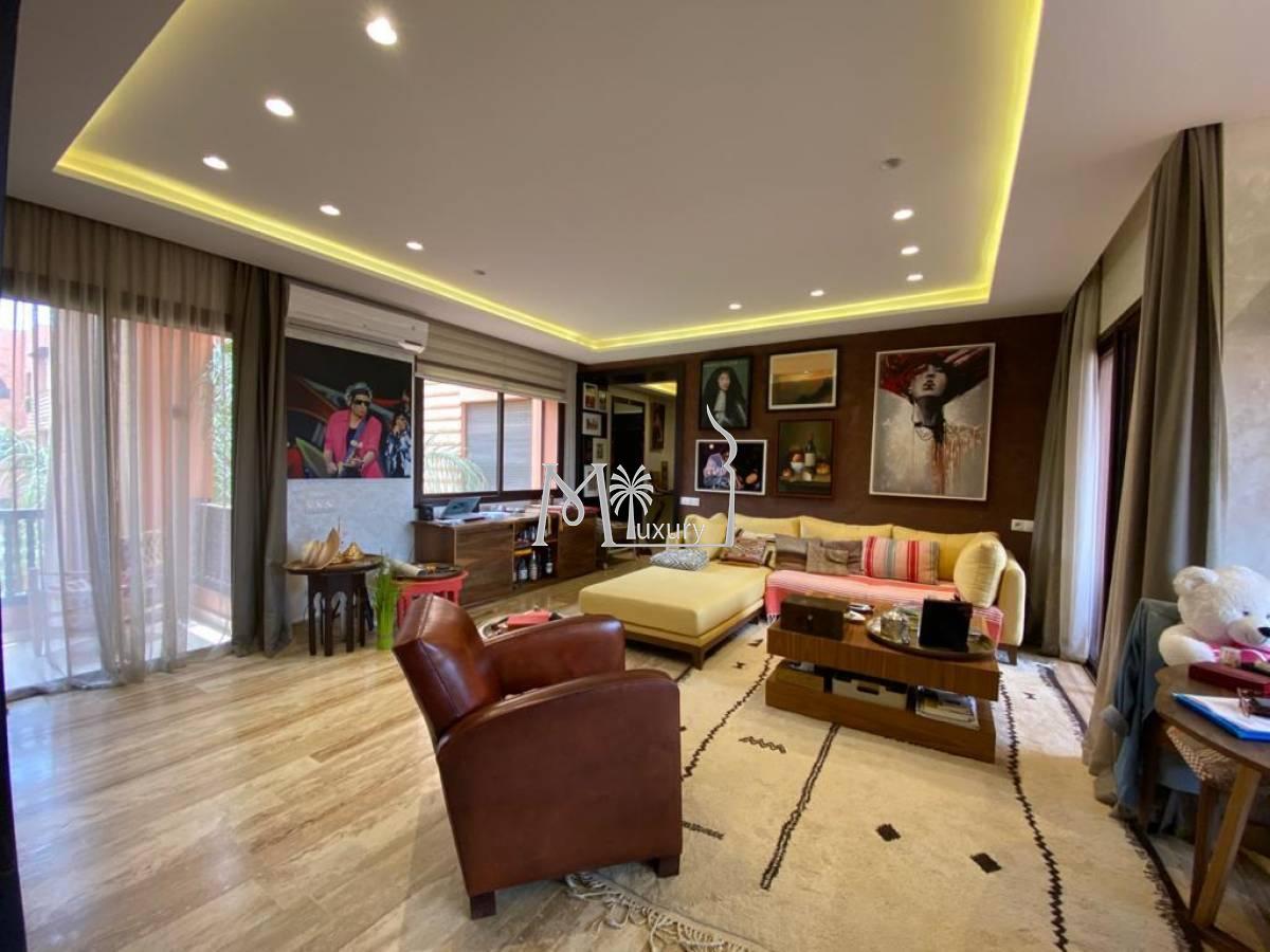 Luxueux appartement au cœur de Guèliz