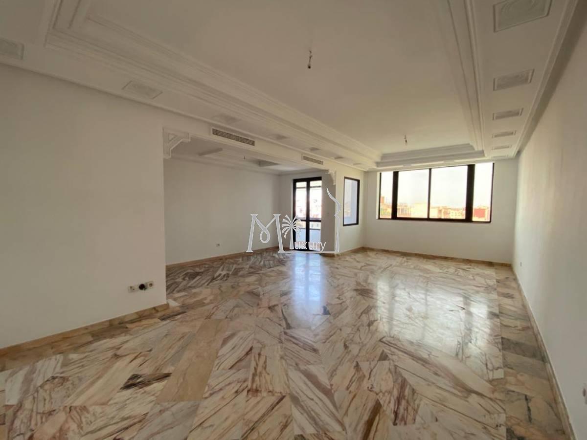 Appartement 3 chambres à vendre Guéliz
