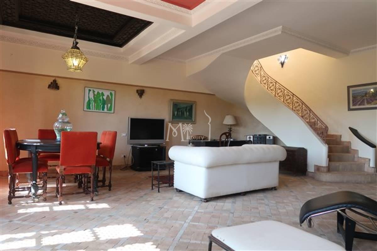 Villa traditionnelle à vendre Palmeraie