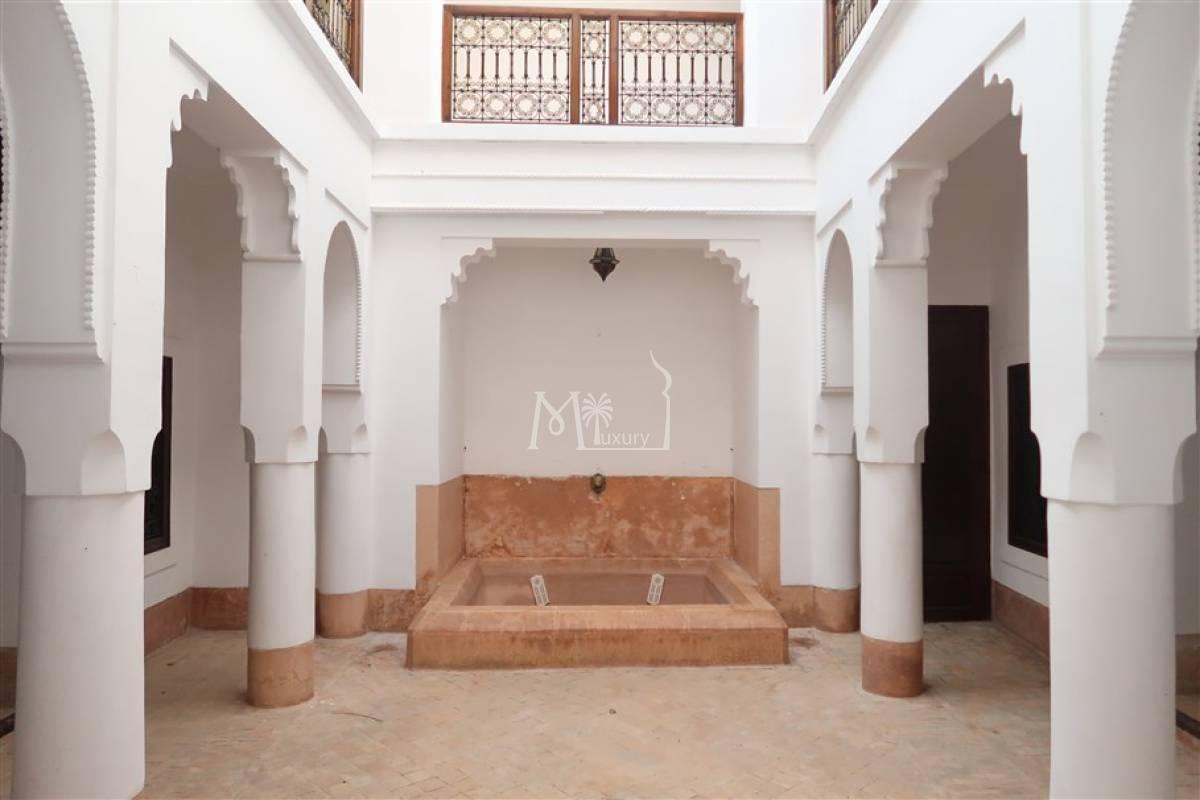 Joli Riad à vendre à la Médina