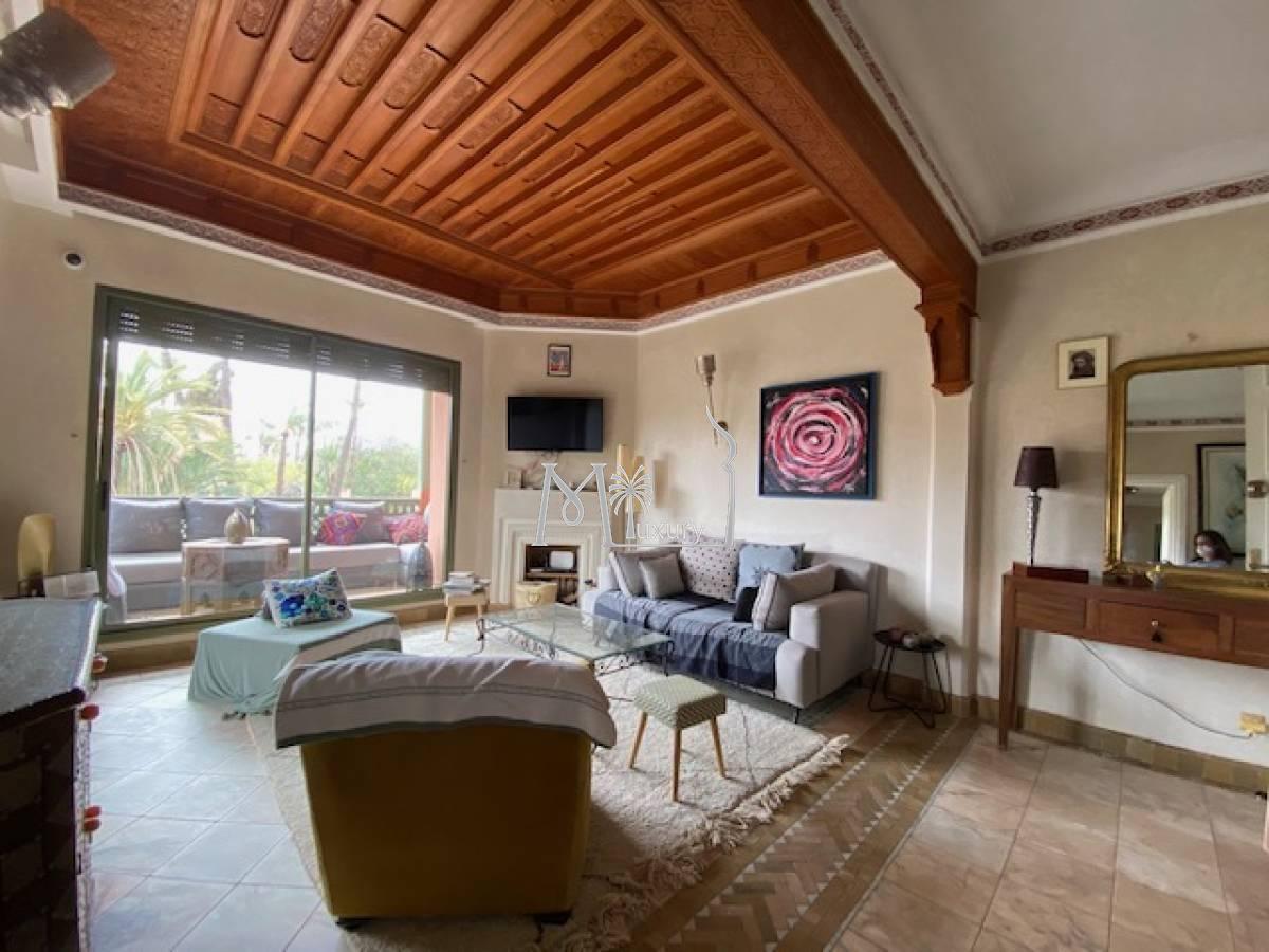 Sublime appartement à la Palmeraie