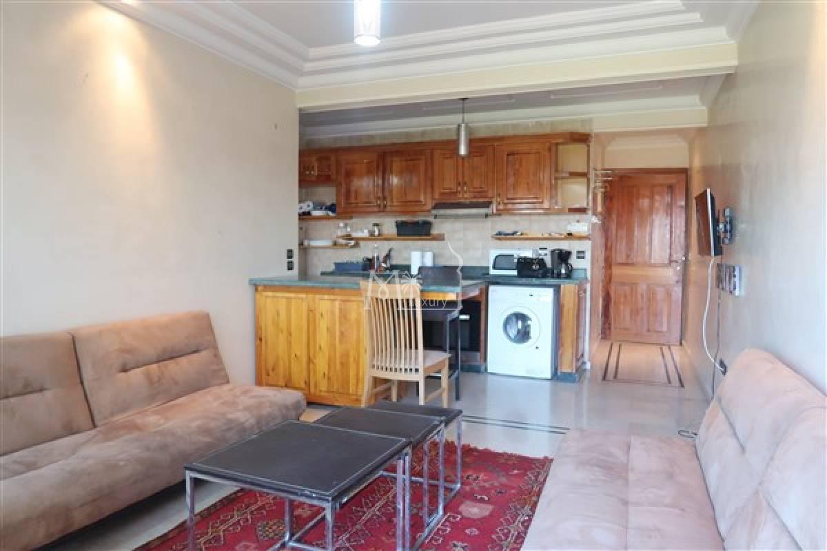 Vente appartement Hivernage