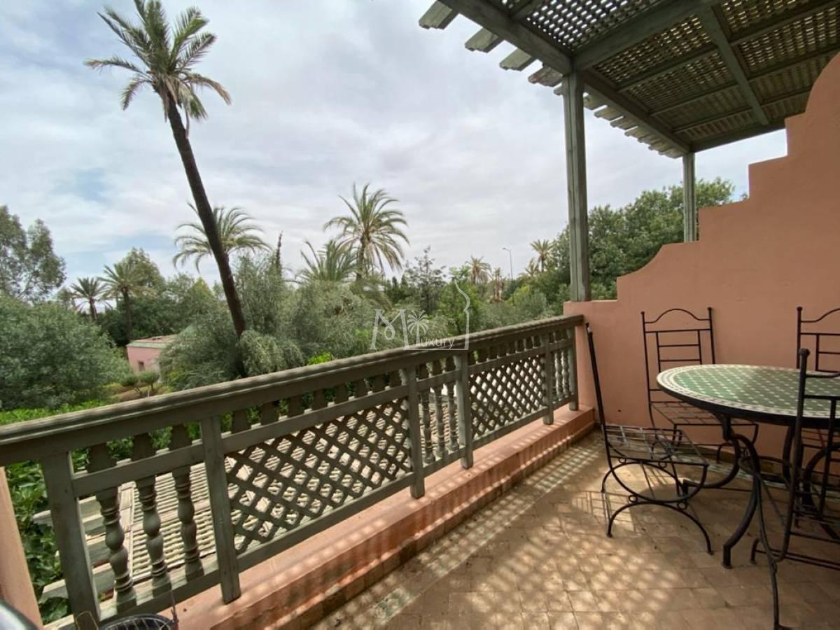 Magnifique appartement au cœur de la palmeraie