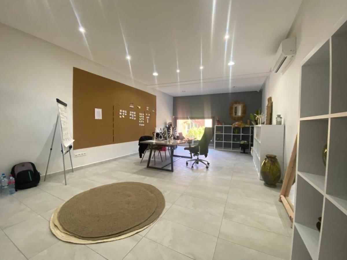 Plateau bureau à vendre route d'Amizmiz