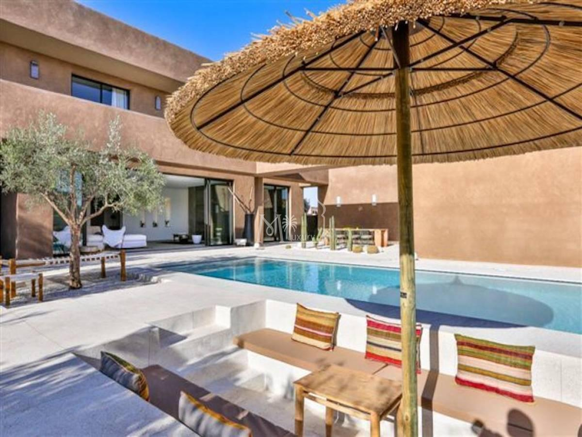 Belle villa piscine chauffée - Amelkis