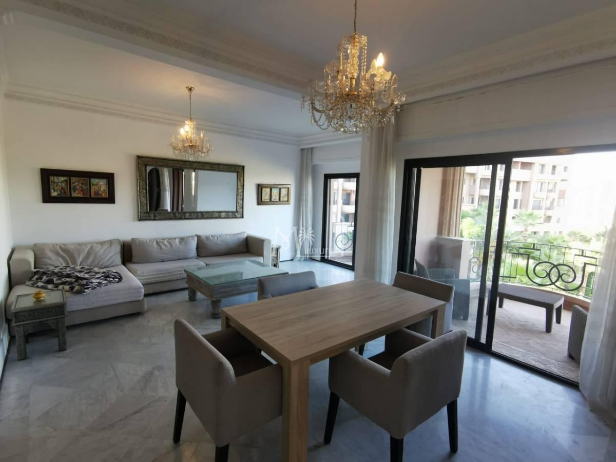 Luxueux appartement à l'Hivernage