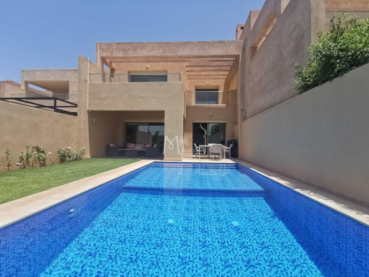 Jolie villa 3 ch Agdal