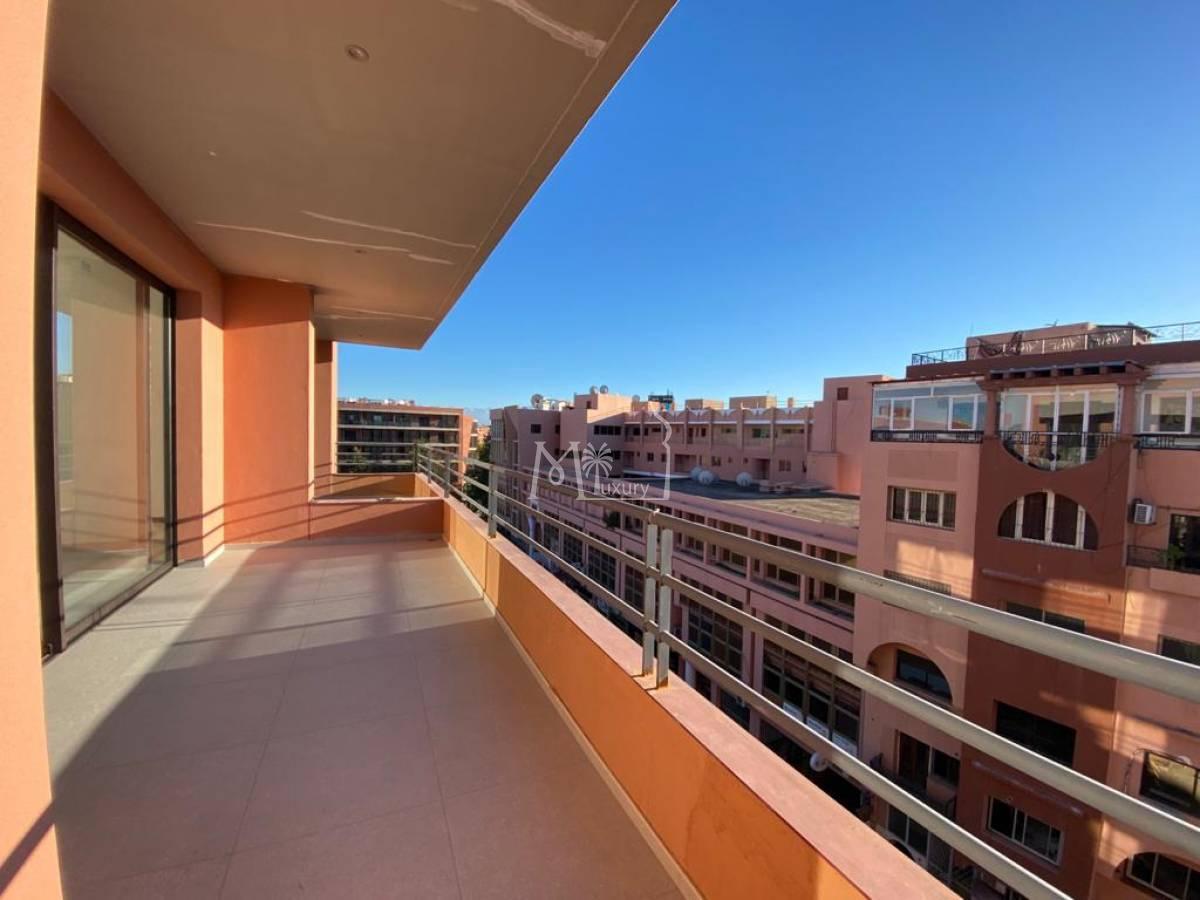 Luxueux appartement neuf à Guéliz