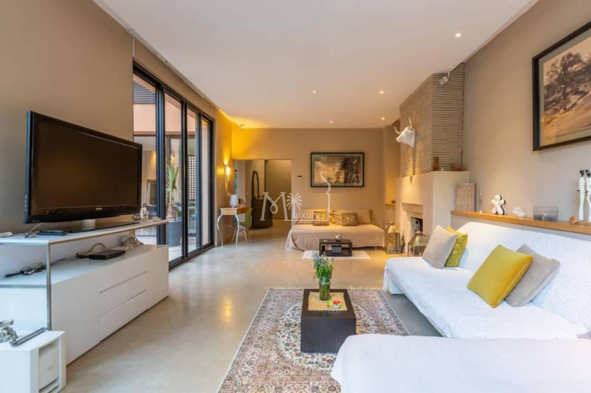 Joli villa style riad Amelkis
