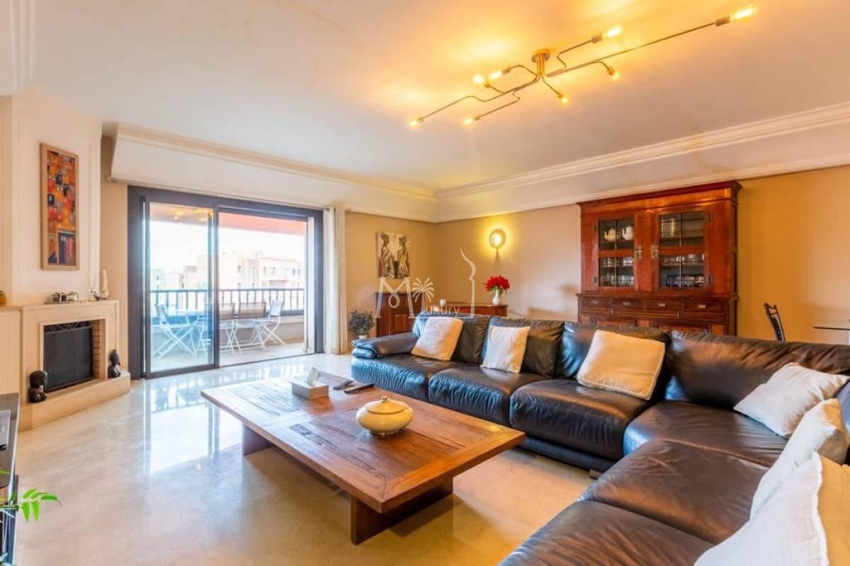 Magnifique appartement au cœur de Guéliz