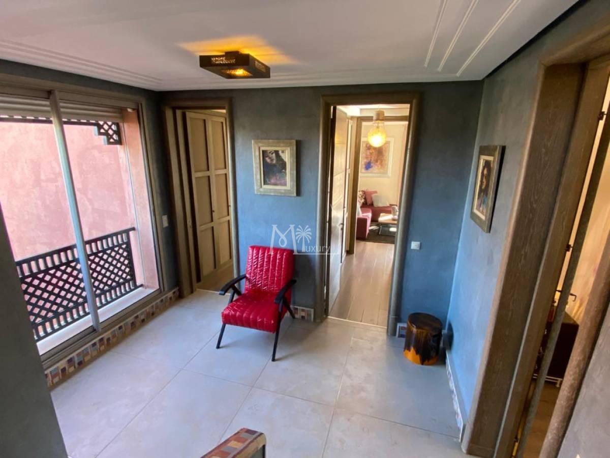 Superbe villa 3 ch à la Palmeraie