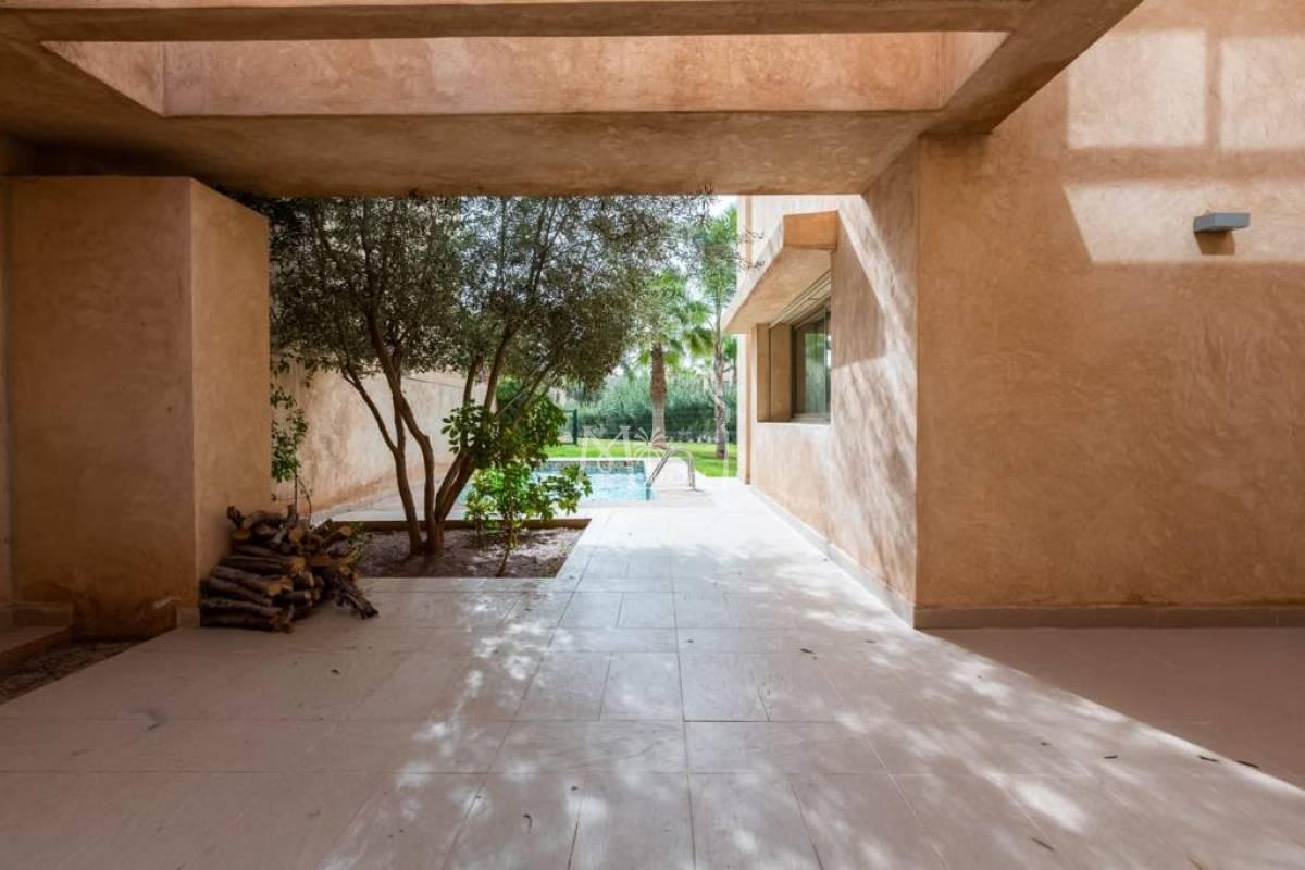Sublime villa au coeur de l'Agdal
