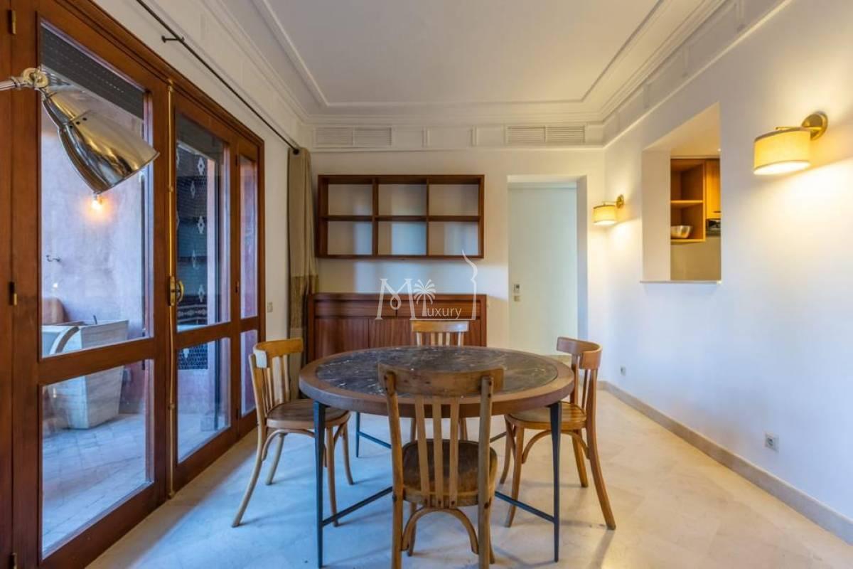 Joli appartement à louer Agdal