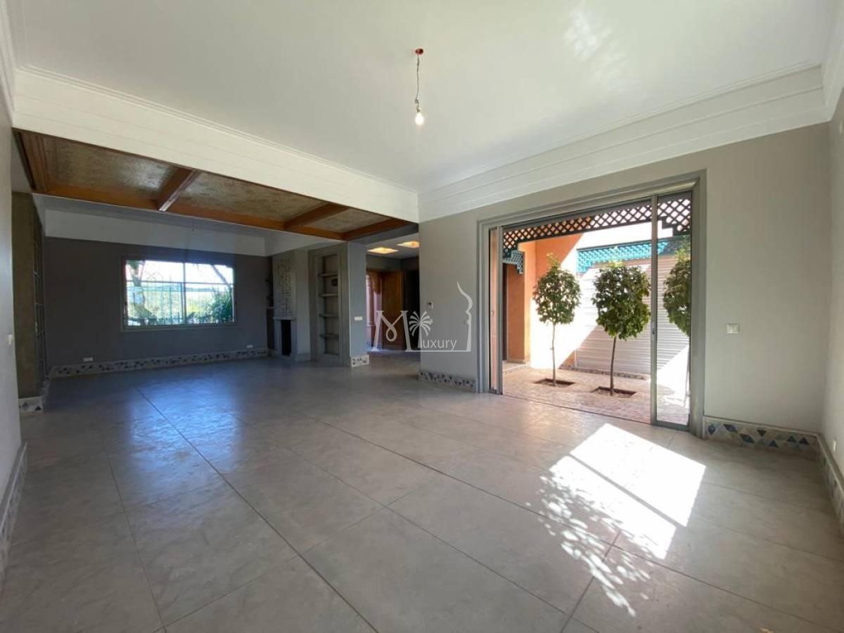 Villa au cœur de la Palmeraie
