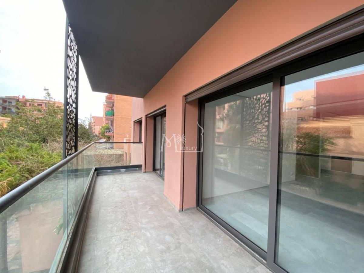 Appartement contemporain à Guéliz