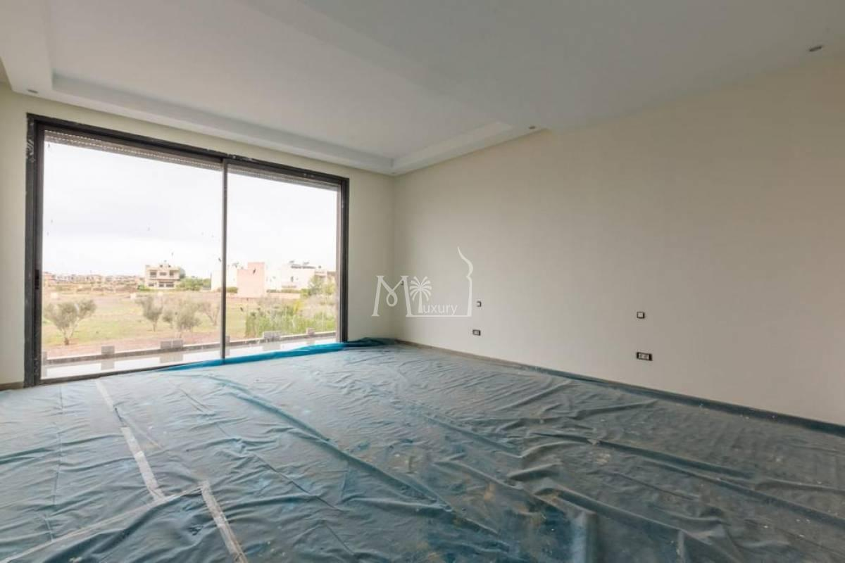 Villa neuve à vendre route d'Amizmiz