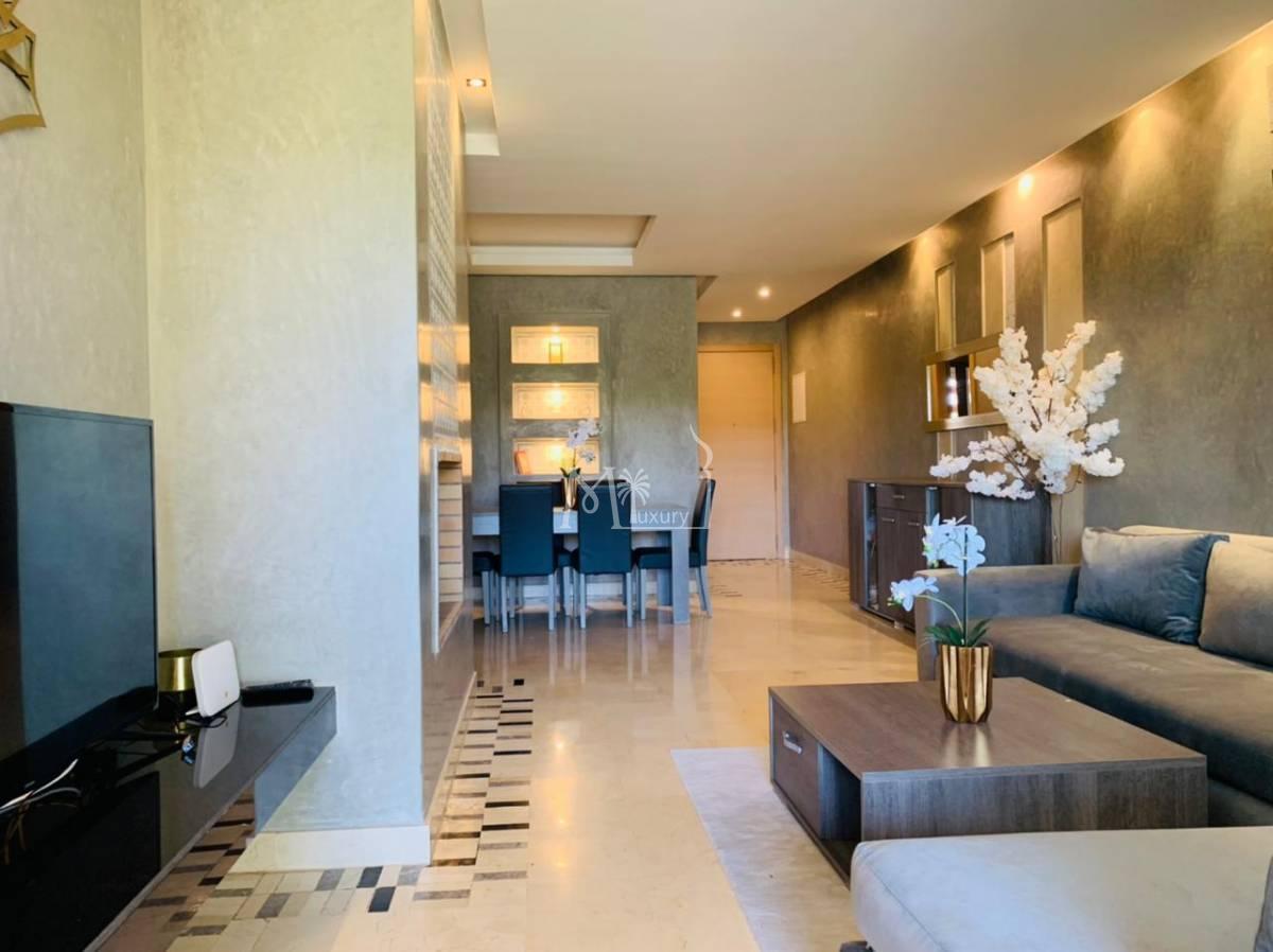 Superbe appartement à louer Agdal