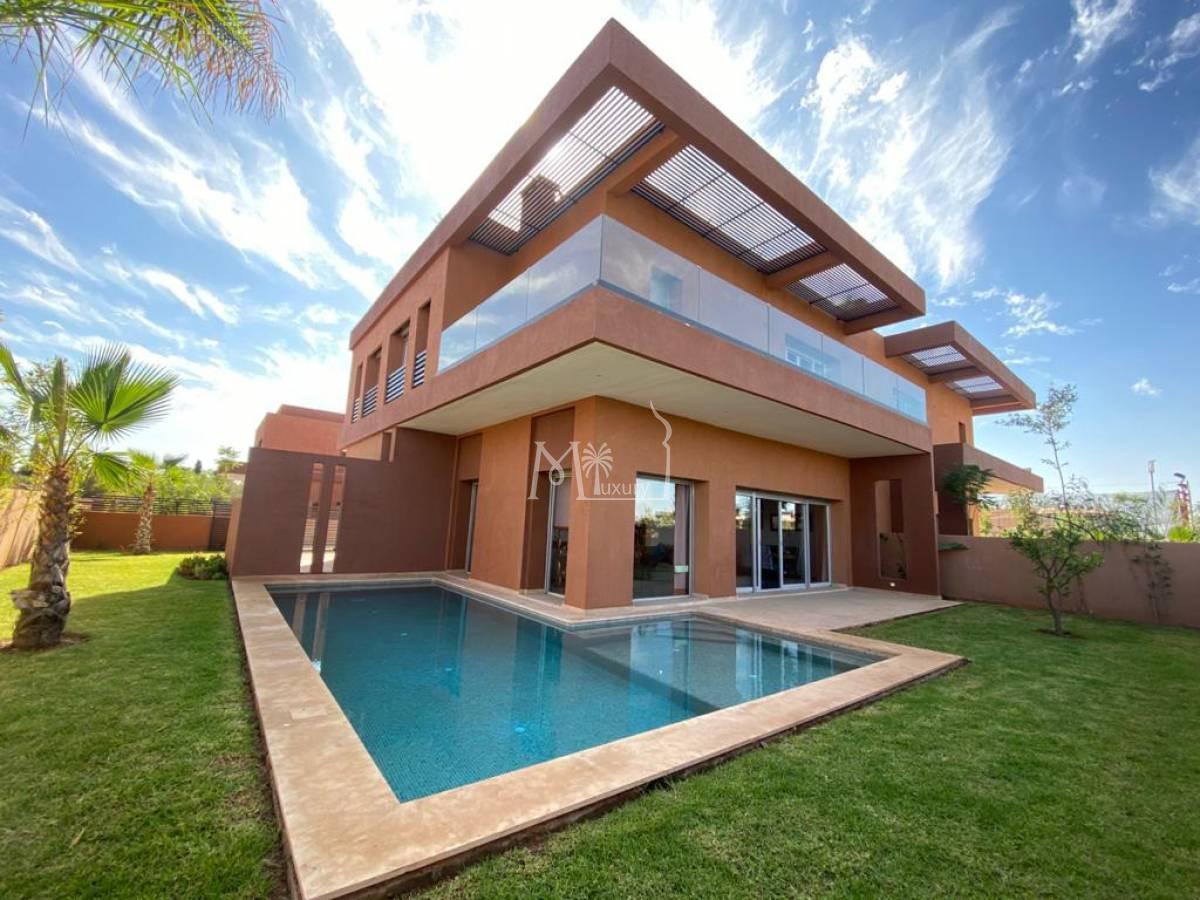 Villa neuve à vendre route Tahanaoute
