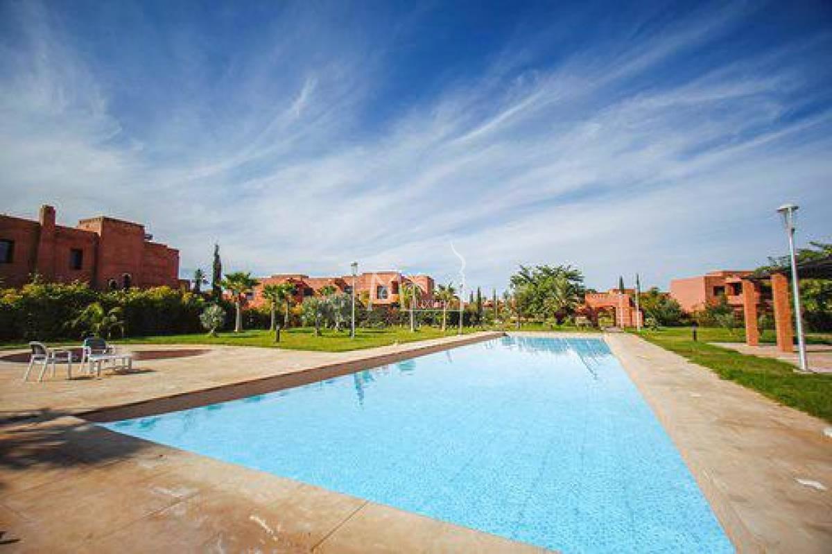 Très jolie villa Bab Atlas