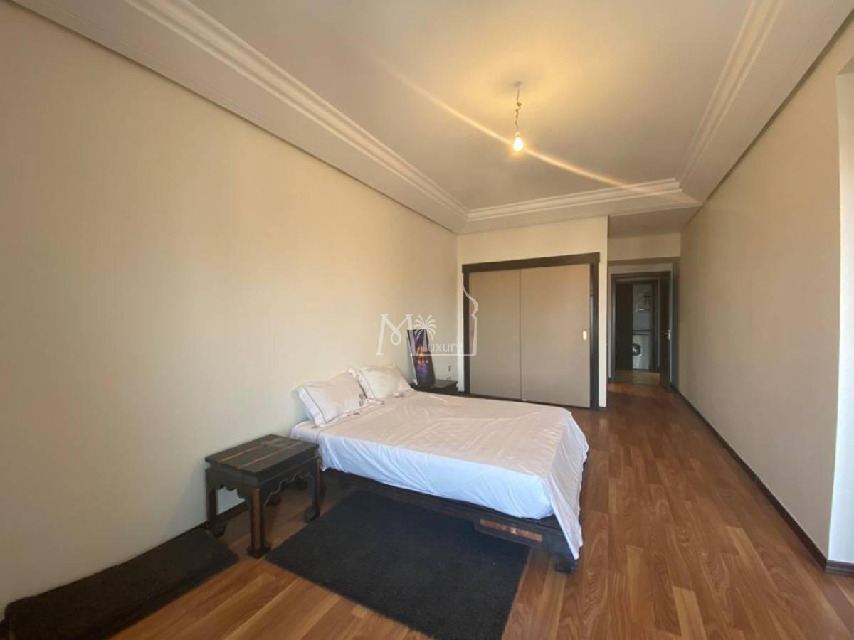 Beau appartement à la location Guéliz