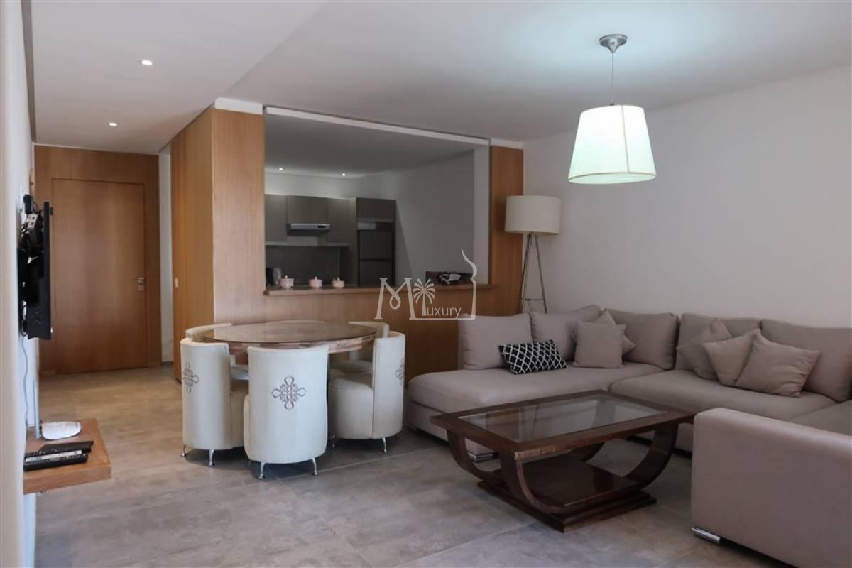 Sublime appartement Guéliz