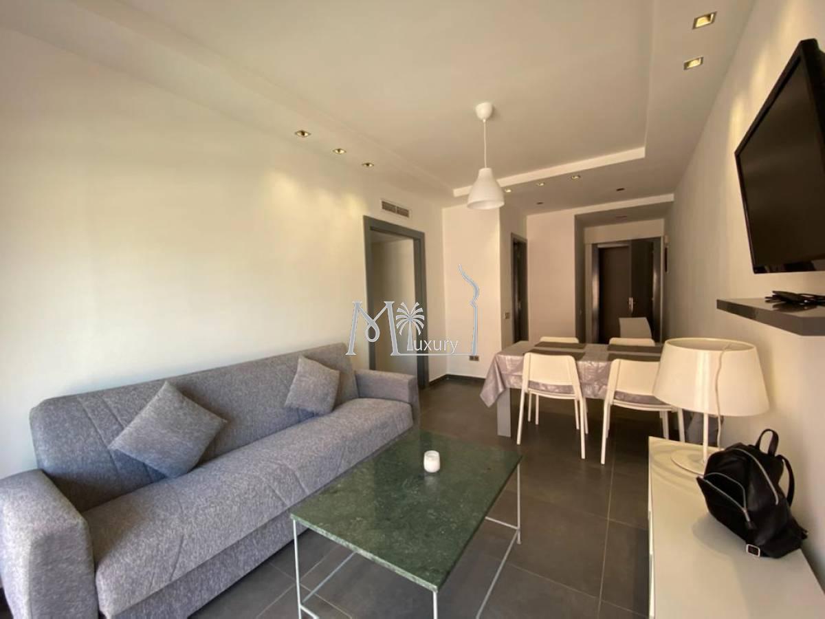 Joli appartement à Guéliz