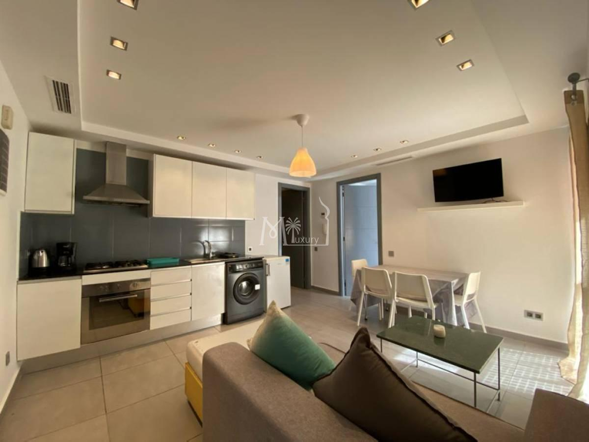 Appartement moderne à louer Guéliz