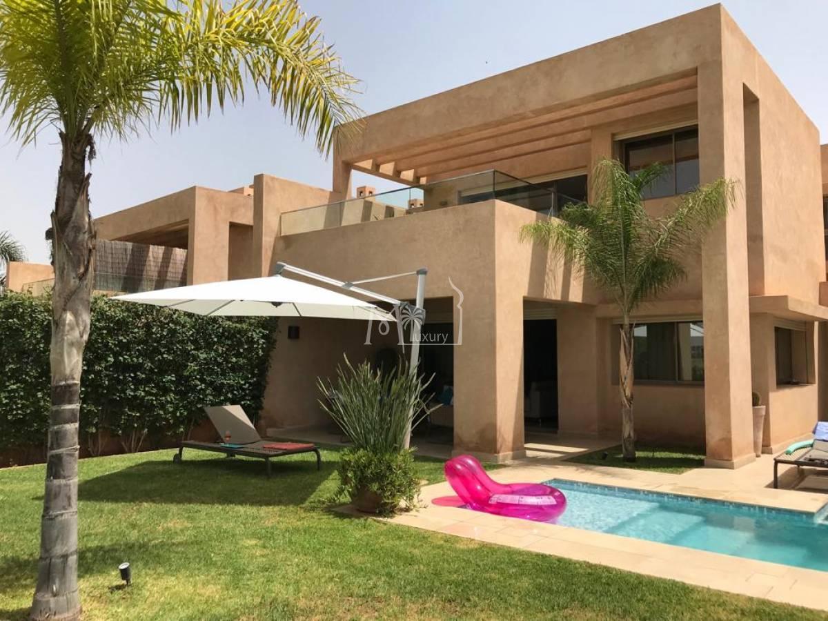 Belle villa à louer Agdal