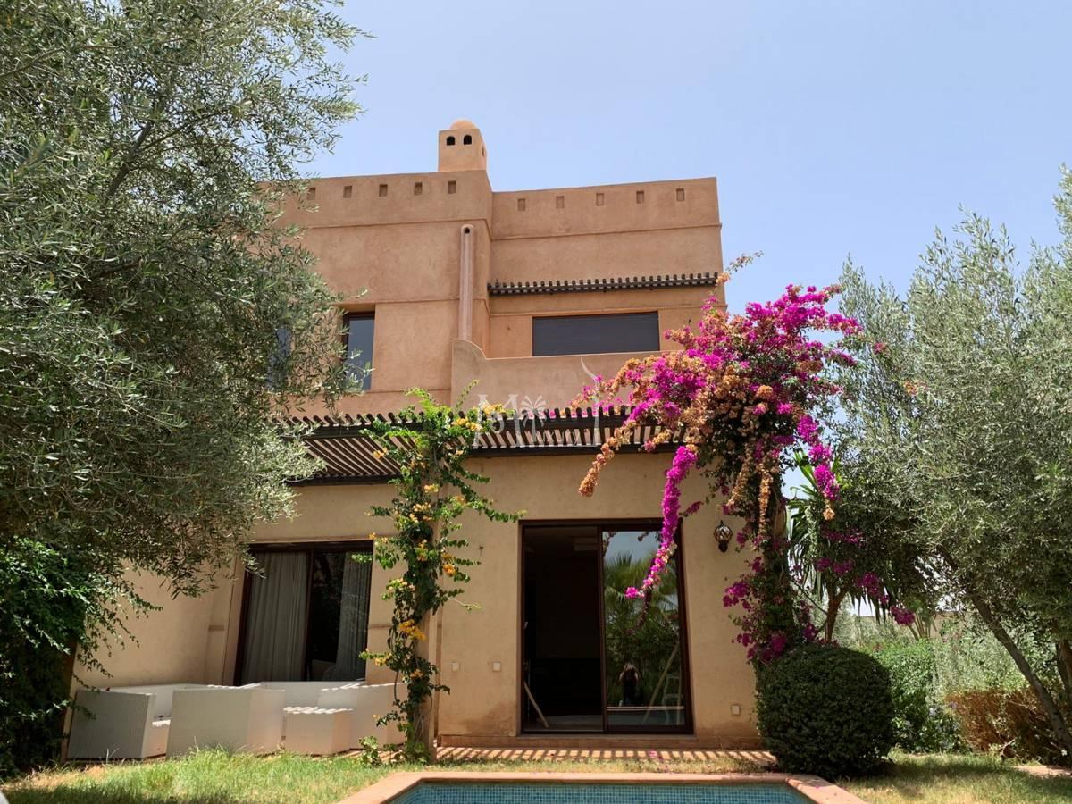 Belle villa à louer Route de l'ourika
