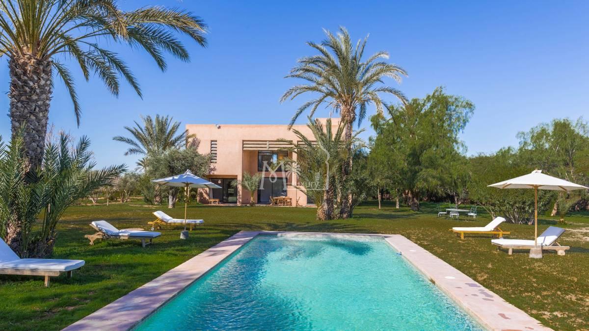 Sublime villa à vendre Bab atlas