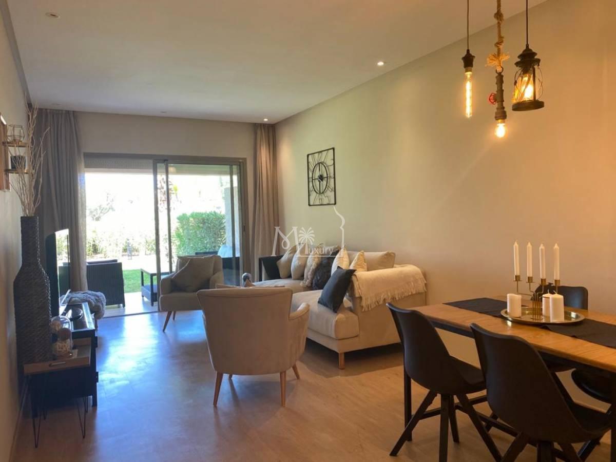 Sublime appartement à l'Agdal