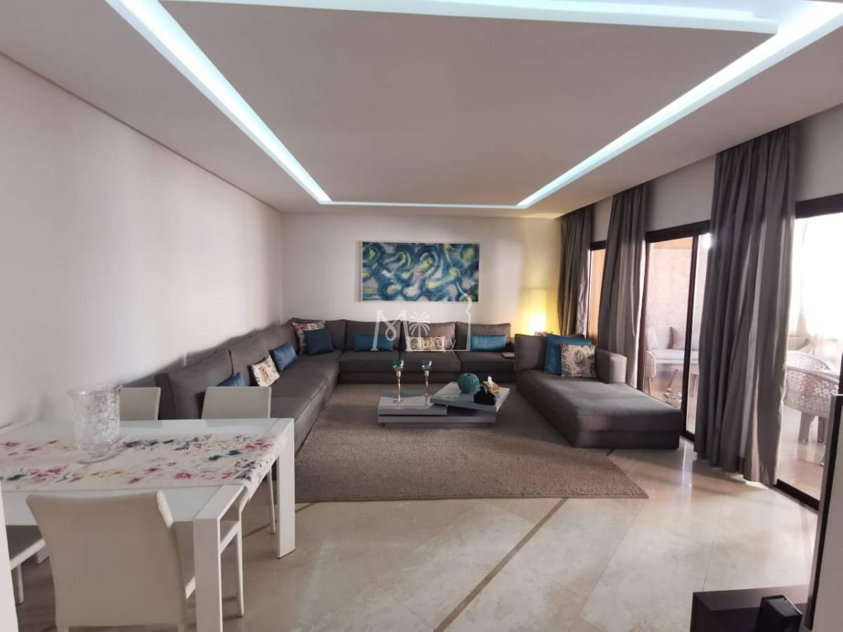Vente appartement Guéliz