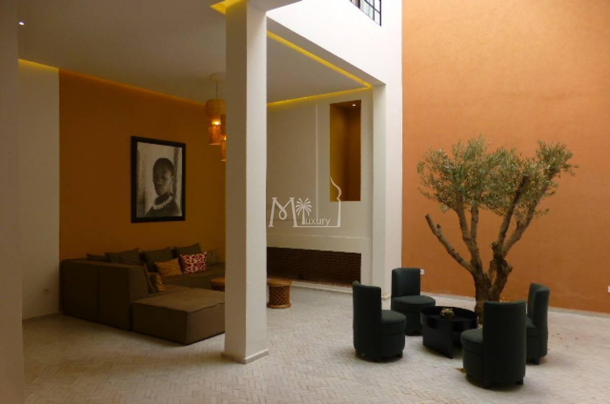 Riad contemporain à vendre Médina