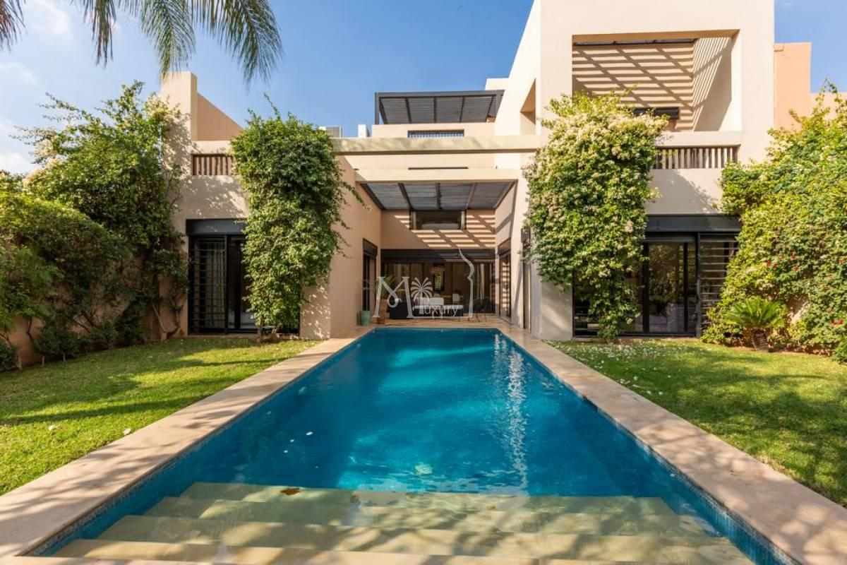 Villa moderne à vendre Amelkis