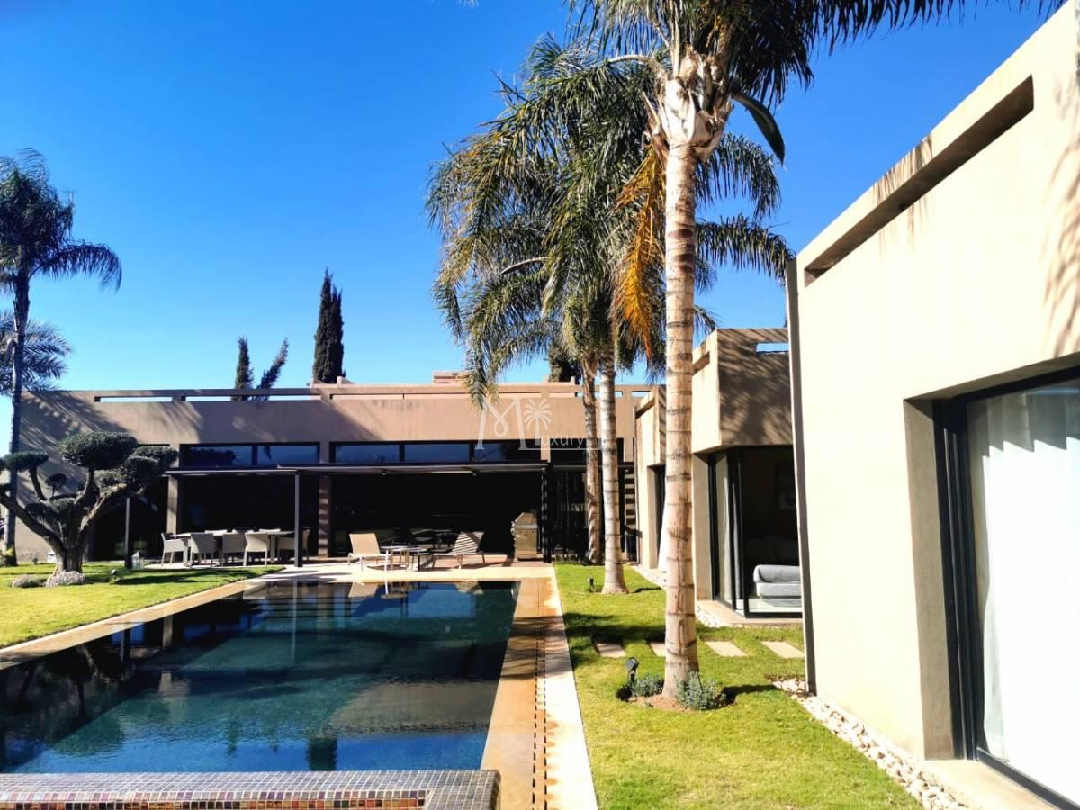 Villa de luxe à vendre Amelkis